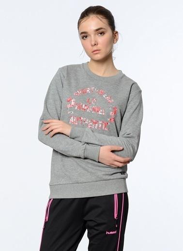 Uzun Kollu Sweatshirt-Hummel